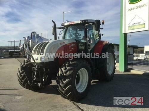 Steyr 6200 Cvt Año de fabricación 2017 Zwettl