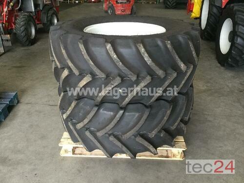 Lindner 420/65 R20 U. 540/65 R28 Zwettl