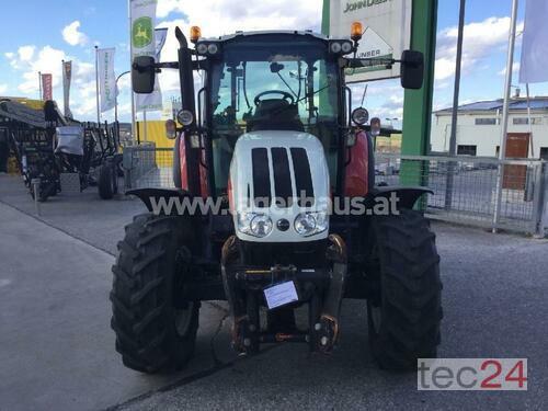Steyr 4095 Multi Ecotech Anul fabricaţiei 2015 Zwettl