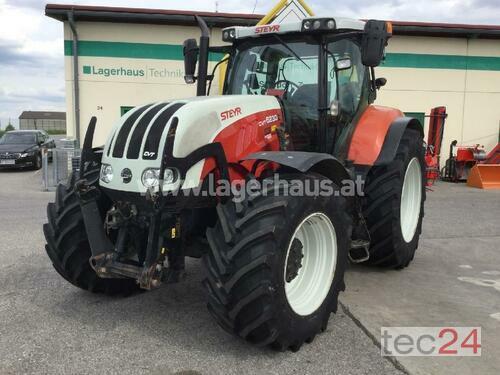 Steyr 6230 Cvt Año de fabricación 2014 Zwettl