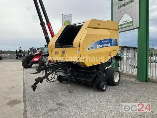 New Holland BR750CC