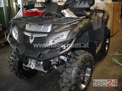 CF Moto Cforce 820 Efi 4x4 Dlx Se Year of Build 2017 4WD