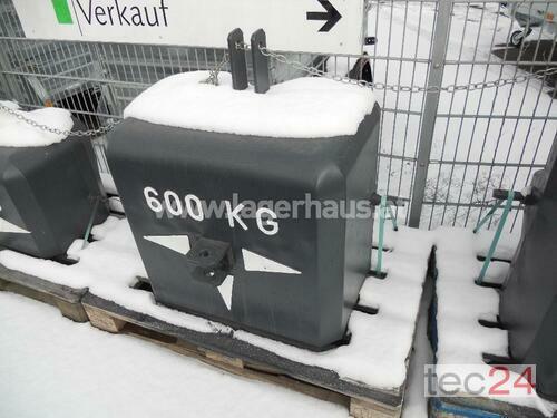 GMC STAHLBETONGEWICHT 600KG