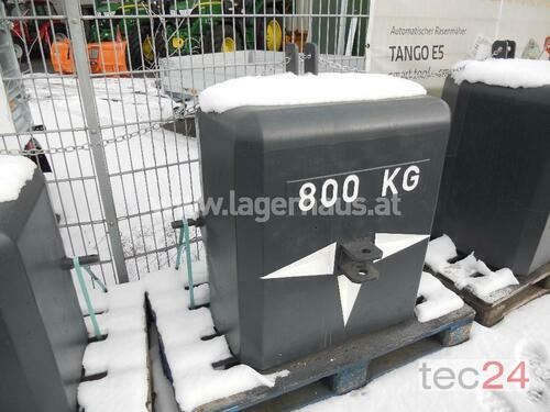 GMC STAHLBETONGEWICHT 800KG