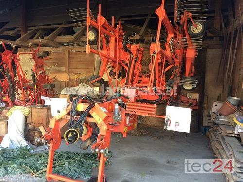 Hay Equipment Kuhn - GA 8521