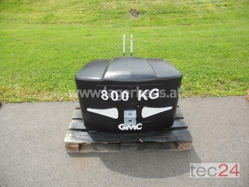 GMC BALLASTGEWICHT 800KG