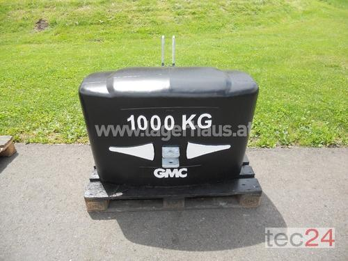 GMC BALLASTGEWICHT 1000KG
