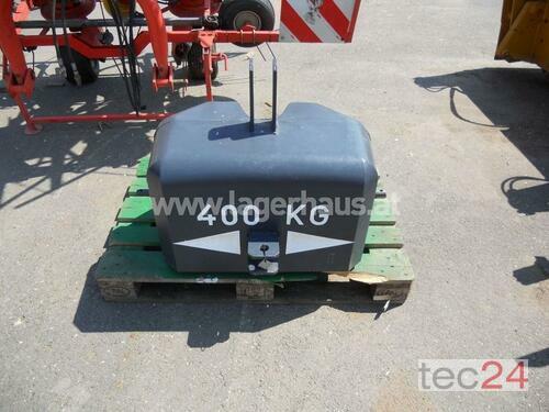 GMC BALLASTGEWICHT 400KG