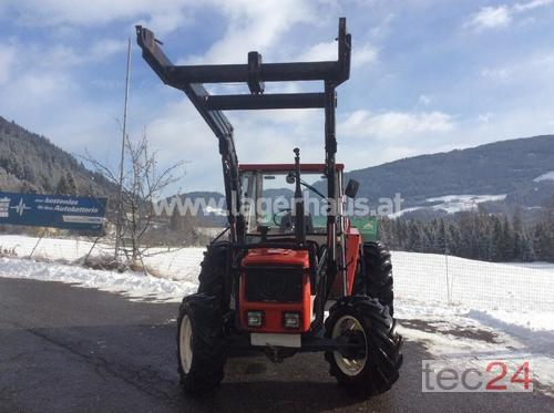 Lindner 1450 A Front Loader Year of Build 1985