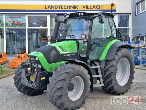 Deutz-Fahr Agrotron 420 TTV Year of Build 2012 4WD