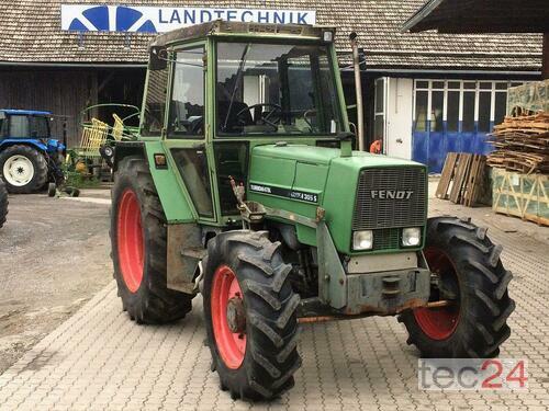 Fendt Farmer 305 LSA anno di costruzione 1987 4 Trazione Ruote