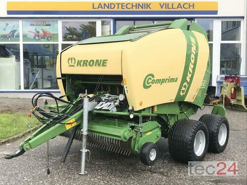Krone V 150 Xc Tandem Baujahr 2016 Villach