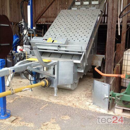Binderberger Meterscheit-Kreissäge Z Año de fabricación 2013 Villach