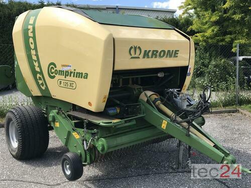 Krone Comprima F125 Xc Baujahr 2012 Villach