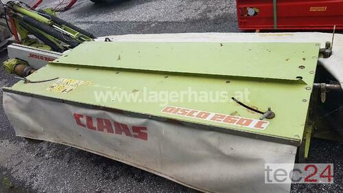Claas DISCO 260 C