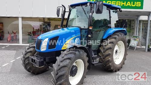 New Holland TL 90 A Årsmodell 2008 Wies