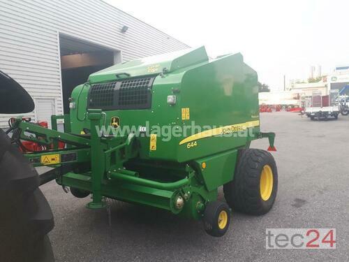 John Deere 644 Premium Año de fabricación 2013 Amstetten