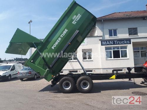 Brantner Ta 14045/2 Power Tube Year of Build 2017 Amstetten