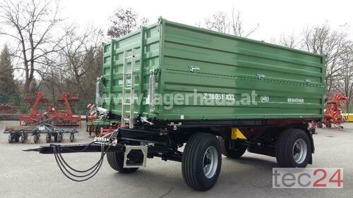 Brantner Z 18051/2xxl Byggeår 2018 Aschbach