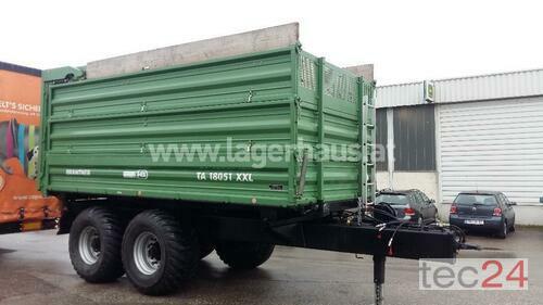 Brantner Ta 18051/2xxl Rok výroby 2011 Aschbach