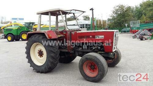 Steyr 870 Baujahr 1970 Aschbach