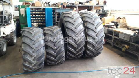Michelin 600/65 R38 + 540/65 R 24