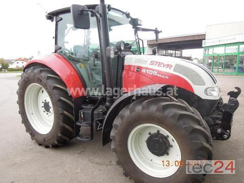 Steyr 4105 Multi Profi Year of Build 2014 Gmünd