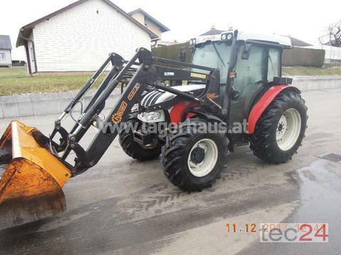 Steyr Kompakt 375 A Profi Frontlader Baujahr 2004