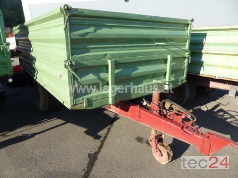Brantner 6 Tonnen Junior Rok produkcji 1977 Bergland