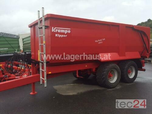Krampe Big Body 540 Рік виробництва 2017 Bergland