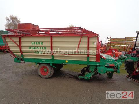 Steyr 422 Mit Knickdeichsel Purgstall