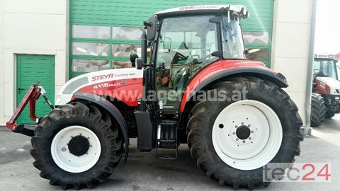 Steyr 4115 Multi Profi Year of Build 2015 4WD