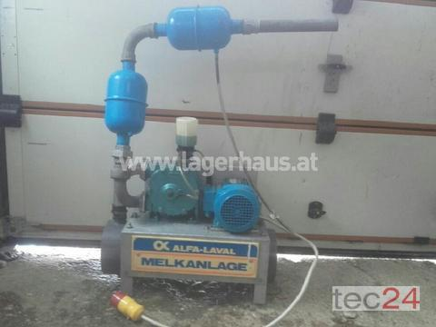 DeLaval Vp 74 Vakuumpumpe-Privat Purgstall