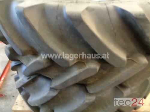 Michelin 380/70r24 Omnibib Komplettrad Purgstall