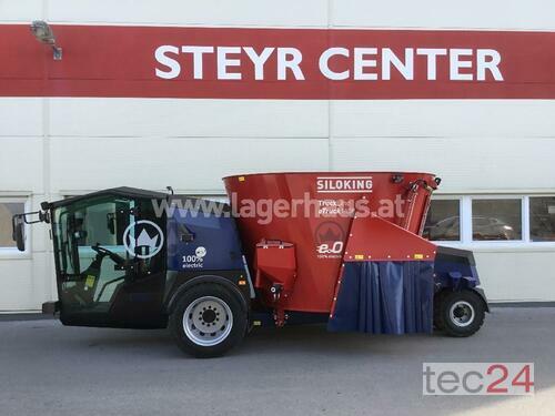 Mayer Truckline 4.0 E Truck 8 Anul fabricaţiei 2017 Purgstall