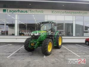 Traktor John Deere 6115 R Bild 0