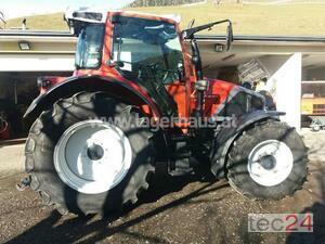 Traktor Lindner GEO 114 PRO Bild 0