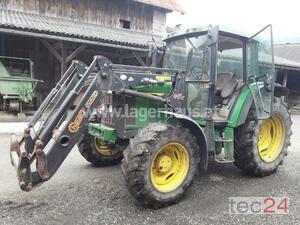 Traktor John Deere 6110 SE Bild 0