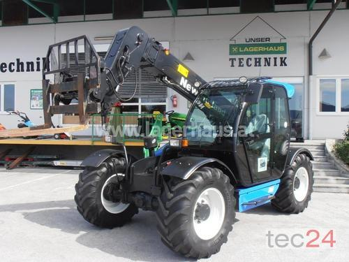 New Holland Lm 5060+ Årsmodell 2009 Klagenfurt