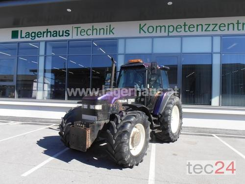 New Holland 8360 Årsmodell 1999 Klagenfurt