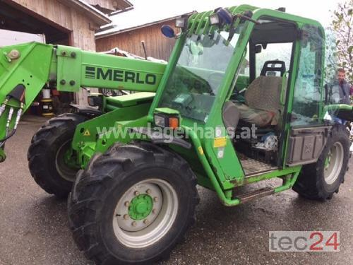 Merlo P 26.6-Spt Year of Build 2003 Klagenfurt