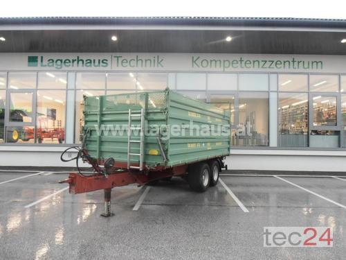 Brantner Ta 16051 Xxl Year of Build 2003 Klagenfurt