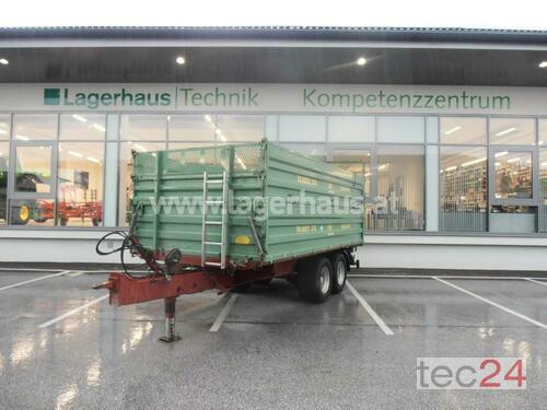 Brantner Ta 16051 Xxl Rok produkcji 2003 Klagenfurt