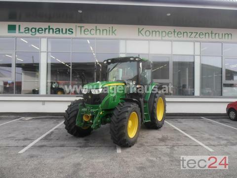 John Deere 6115R Rok výroby 2013 Klagenfurt