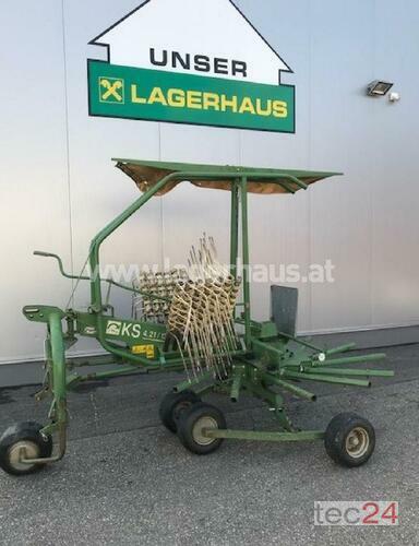 Krone Ks 42/13 anno di costruzione 1999 Klagenfurt
