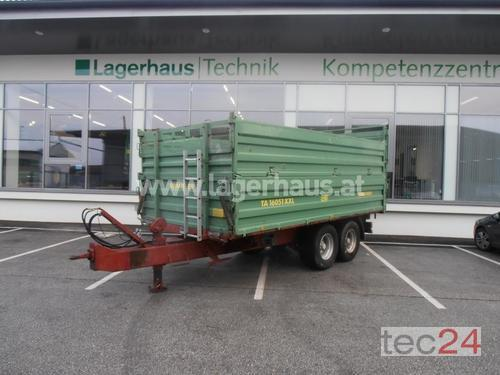 Brantner Ta 16051xxl Year of Build 2005 Klagenfurt