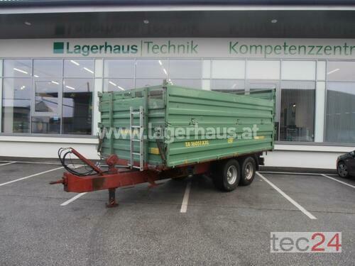 Brantner Ta 16051xxl Rok produkcji 2005 Klagenfurt