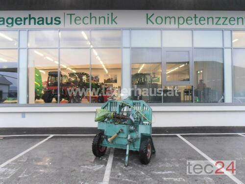 Holzknecht - RÜCKEWAGEN 6 TO