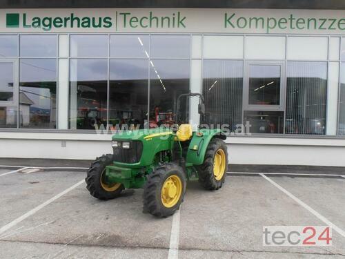 John Deere 5055E Årsmodell 2012 Klagenfurt