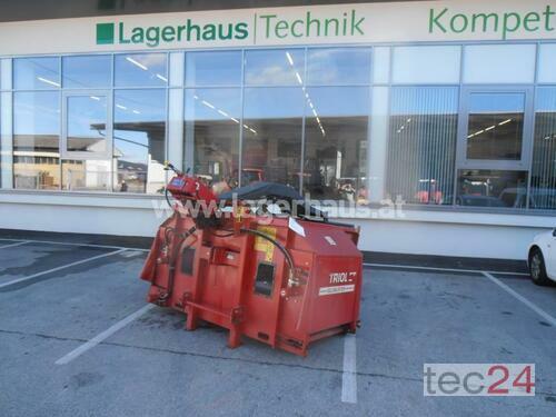 Trioliet Fördergebläse Baujahr 2010 Klagenfurt